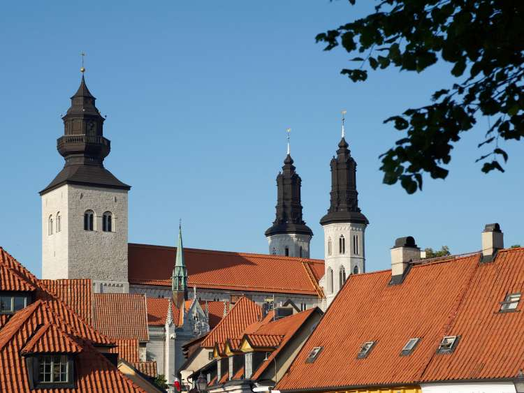 Visby in crociera Costa
